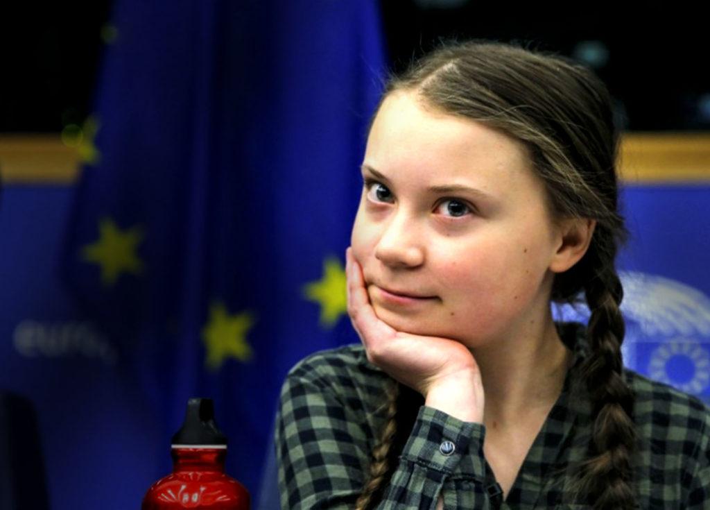 Greta Thunberg Cambio Climático | Salud y Bienestar