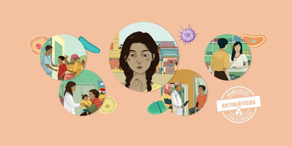 Semana Mundial de Concienciación sobre el Uso de los Antibióticos 2019 | Salud y Bienestar