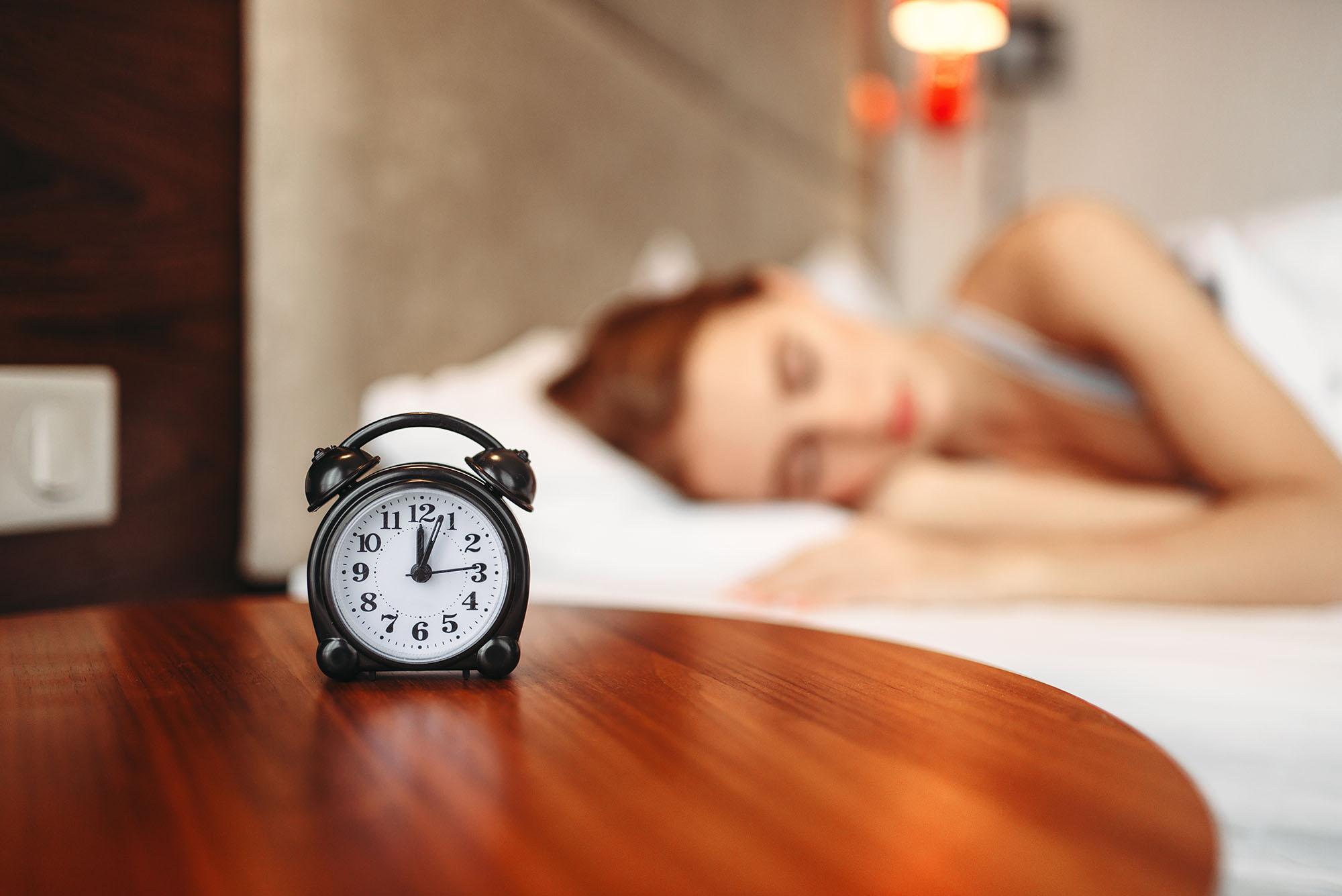 6 pasos para dormir mejor